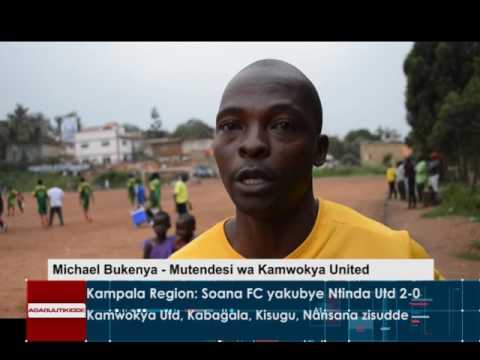 KAMPALA REGION Kamwokya Utd 0-2 Katwe Utd
