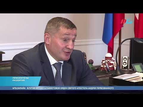 Информационная картина дня Волгограда 29.10.2019