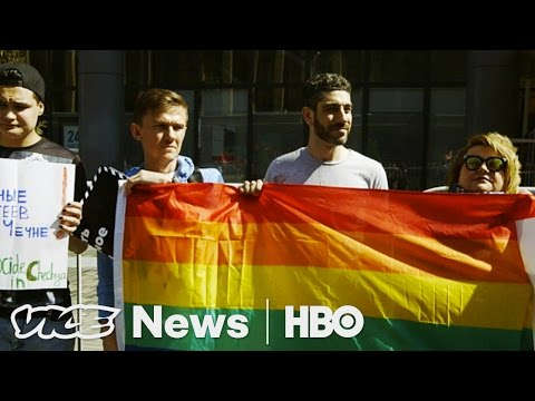 Chechnya Abuse & The FBI Firing: VICE News Tonight Full Episode (HBO)