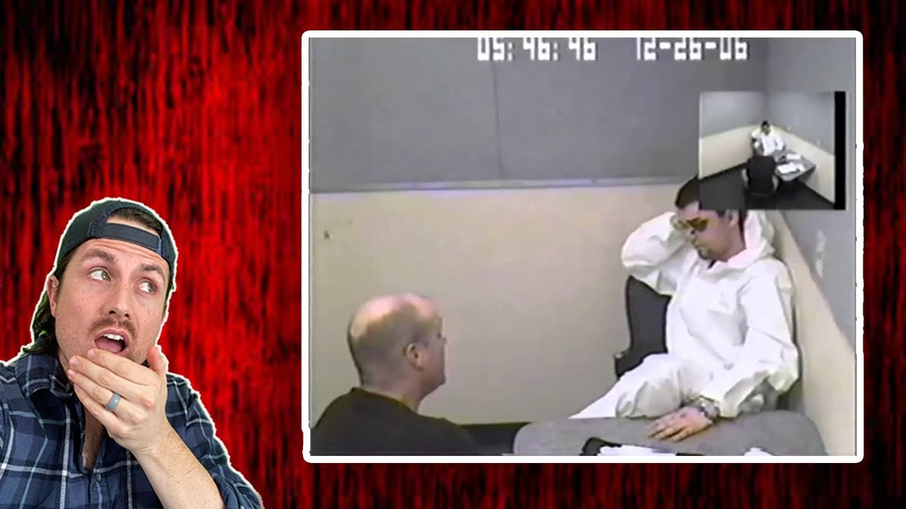 Most F*CKED UP interrogation ever caught on tape (*MATURE AUDIENCES ONLY*)