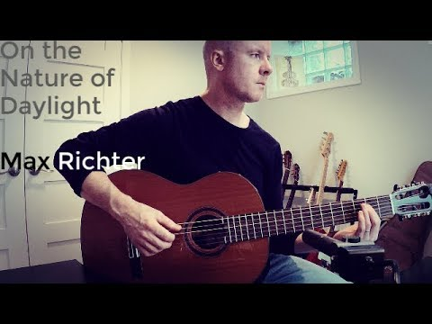 On The Nature Of Daylight | Fingerstyle Guitar + TAB