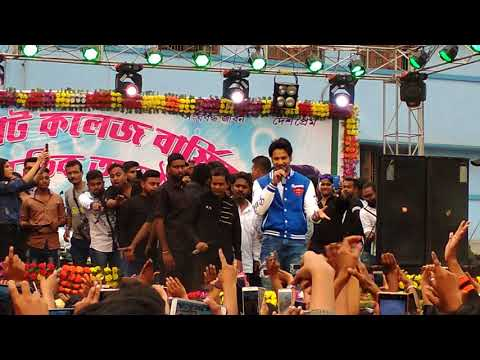 Actor Yash Dasgupta live(অরণ্য সিংহ রায়)//গ্যাংস্টার//ওয়ান//বোঝেনা সে বোঝেনা
