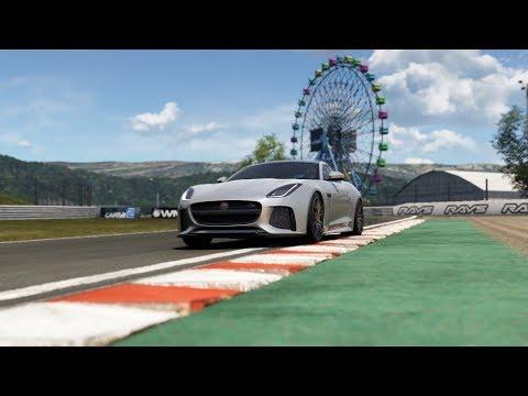 Project Cars 2 - Jaguar F-Type SVR - Sakitto GP