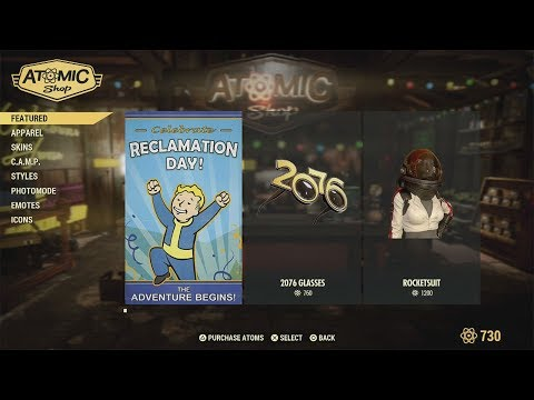 Is Fallout 76's Atomic Shop Worse Than Creation Club? -  Full Atomic Shop Breakdown
