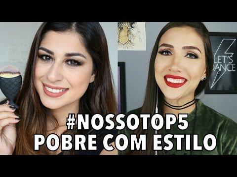 #NOSSOTOP5 - PRODUTOS BARATINHOS QUE SUBSTITUEM OS CAROS COM COOL MARINA