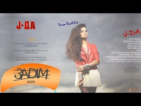 J-DA - Eski ( Official Lyric Video )