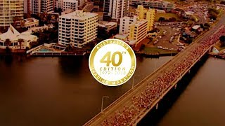 Welcome to the 40th Gold Coast Marathon