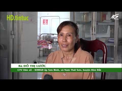 Công tác dân số kế hoạch hóa gia đình ở xã Nam Thái Sơn
