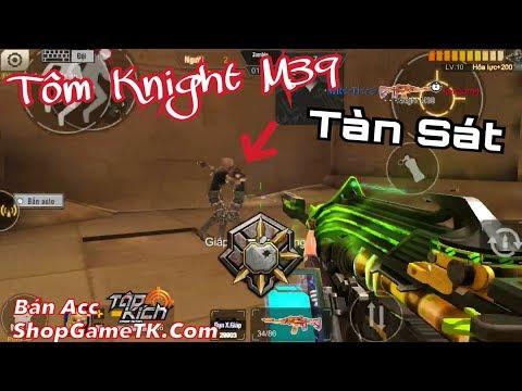 """Tập Kích - Siêu Phẩm Dead Knight M39 Tàn Sát Zombie Cùng Phúc Xấu Trai """" QUÁ NHANH - QUÁ NGUY HIỂM """""""