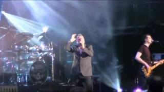 Simple Minds Broken Glass Park Live Dalby Forest 2011