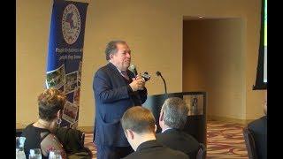 PawSox President Speaks on Baseball and Community