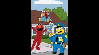 elmo prank calls 911 and gets grounded