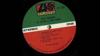 Les McCann & Eddie Harris - Compared To What (1971)