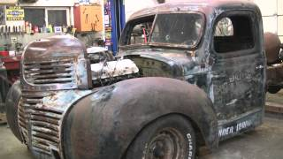 Lets Build A Rat Rod # 12 - Look Boss, Z Frame, Z Frame !!!