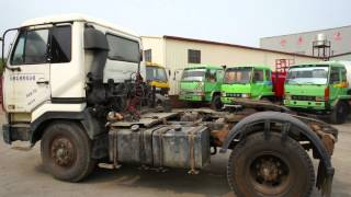 1992 NISSAN USED TRACTOR TRUCK 928-TD