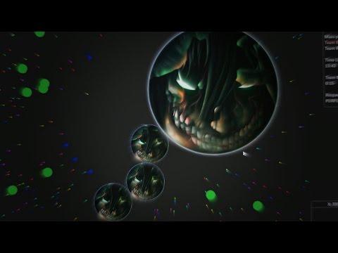 CRAZY SAMESIZE VANISHSPLIT!! INSANE PRE-DOUBLESPLIT!! //Gota.io Commentary Gameplay! - Yhiita