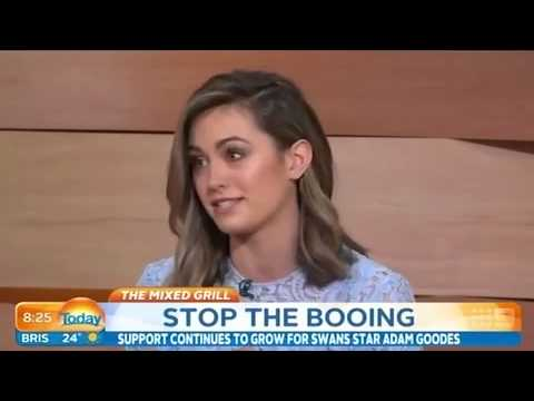 Jesinta Campbell speaks out in support...