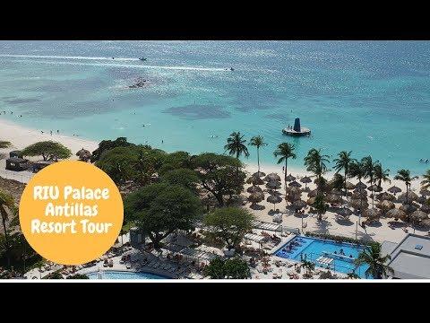 Aruba Adults Only All Inclusive Resort Tour: RIU Palace Antillas