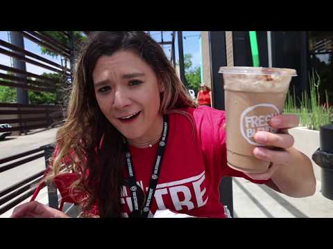 Dallas, Texas Diet & Vlog 4 | the Vault Conference 2019 - YouTube