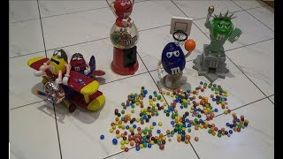 M&M's TOY COLLECTION Part 4