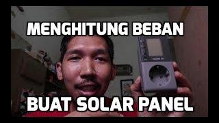 Tips memasang Solar Panel MURAH..?? dicicil aja ...