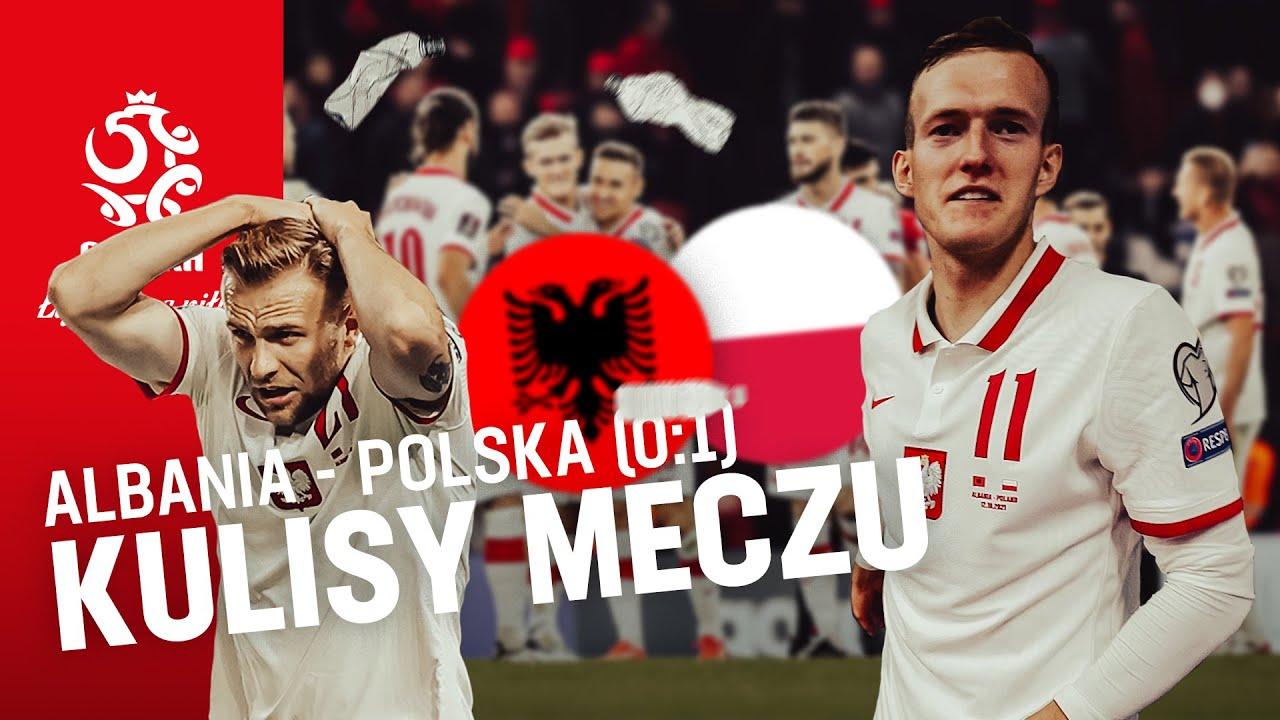JESTEŚMY SILNIEJSI! Kulisy meczu Albania – Polska (0:1)
