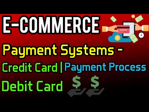 Payment Systems- Credit Card & Credit Card Payment Process | Debit Card | e-Commerce