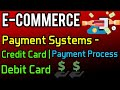 Payment Systems- Credit Card & Credit Card Payment Process   Debit Card   e-Commerce
