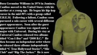 Canibus - Rap City Freestyle and Sway & Tech