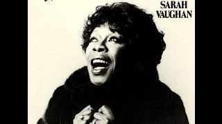 Sarah Vaughan - In Love In Vain
