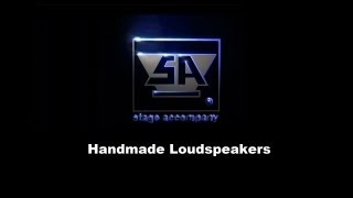 Stage Accompany - Handmade Loudspeakers Thumbnail