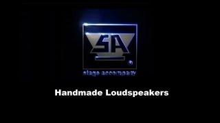 Stage Accompany - Handmade Loudspeakers Thumbnail
