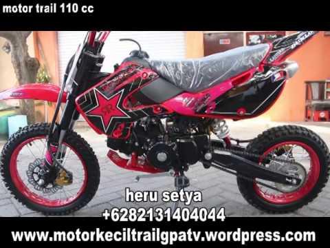 Motor Trail 110cc 082131404044 Jual Motor Trail Mini 082131404044