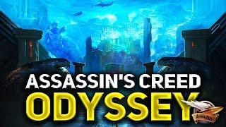 Стрим - Assassin's Creed Odyssey - Прохождение Часть 17 - Атлантида