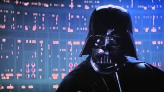 Eddie Vader (Eddie Izzard / Star Wars Mashup)