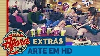 Vídeo - Fui pra ver (Extras – Arte em HD)