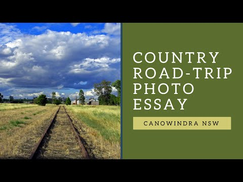 Canowindra NSW: A country road trip in pictures - canowindra