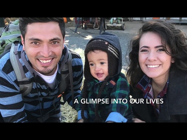 A glimpse into our lives - Sunday, February 18th