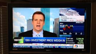 SumZero: FactSet Top Idea Winner on CNBC, April 15, 2015.