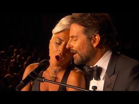 Леди Гага и Брэдли Купер Оскар Shallow 2019 Lady Gaga Bradley Cooper Shallow Oscars 2019