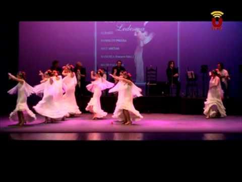 """Academia de baile """"Flamenco Manuela"""" (Parte2, por alegrías)"""