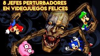 8 Jefes Perturbadores en Videojuegos Felices - Pepe el Mago