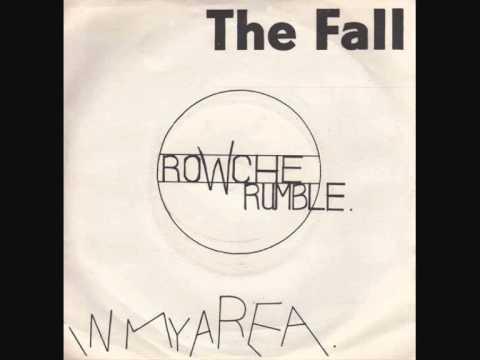 The FALL - 'Rowche Rumble' - 1979 45rpm