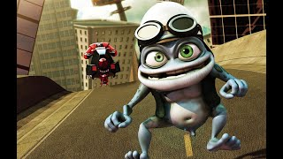 Crazy Frog | Сумасшедшая Лягушка