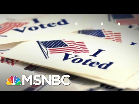 Five Reasons Why Georgia Republicans Are Restricting Voting | The 11th Hour | MSNBC