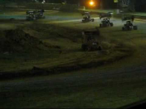 Shippensburg Speedway Micro Feature 7/24/2010