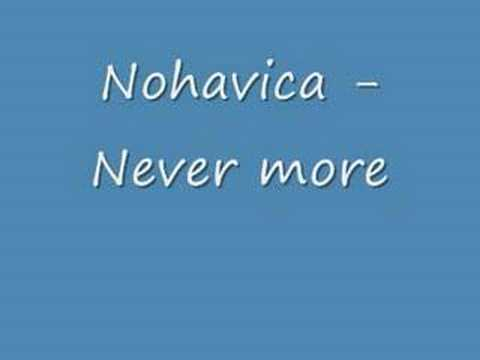 Nohavica - Never more