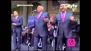 Billo´s Caracas Boys MOSAICO DE ELY en Bravissimo CityTV Bogotá