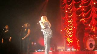 Sam Bailey - The Power Of Love Tour 2015 (Listen)