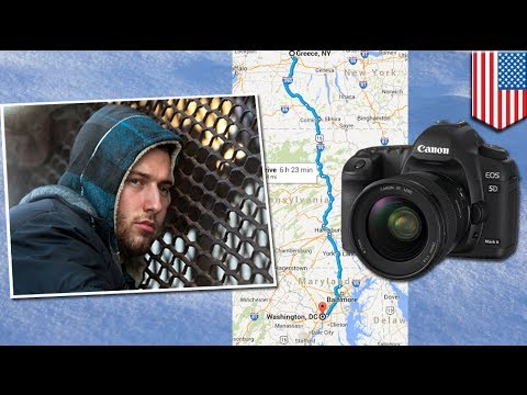 Upstate New York Man found in Washington thanks to AP photographer's picture